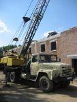 Продам автокран КС - 4562 на базе КрАЗ