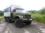 Продаю вахтовые автомобили на базе ЗИЛ-131, КАМАЗ, КРАЗ