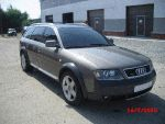 Audi Allroad, 2001
