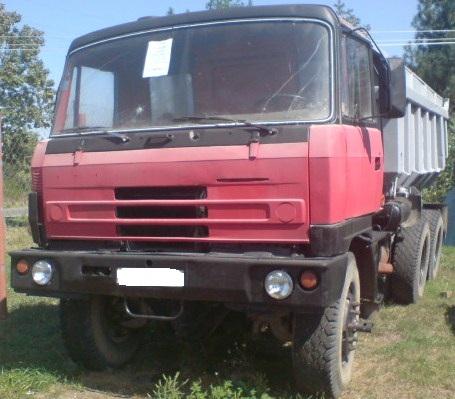 Татра-815