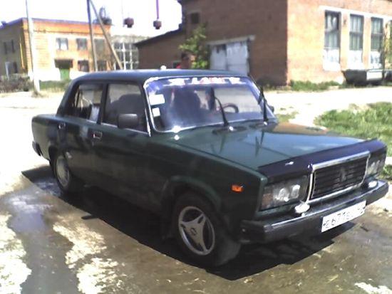 Продажа подержанного авто ваз 2107 в