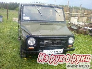 Продажа подержанного авто луаз 968 в