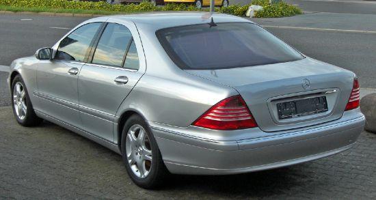 ПРОДАМ Mersedes S500 2001г.