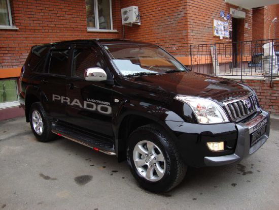 продам Toyota Land Cruiser