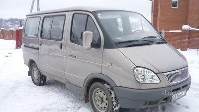Продажа подержанного авто газ 3102 в