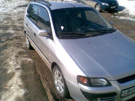 Продажа подержанного авто mitsubishi