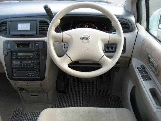 Nissan · Nissan Liberty, 2001.