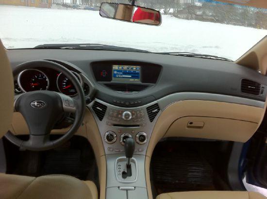 Subaru Tribeca в отличном